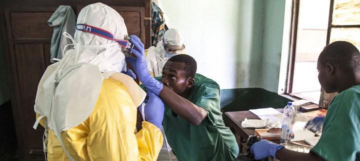 Demokratik Kongo Cumhuriyeti'nde yeniden bir Ebola salgını patlak verdi
