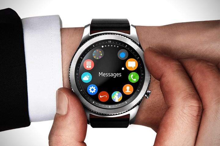 Galaxy Watch serisi yeniden dönebilir çerçeveye geçiyor
