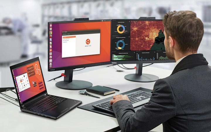 Lenovo P serisi ThinkPad ve ThinkStation modellerine Linux geliyor