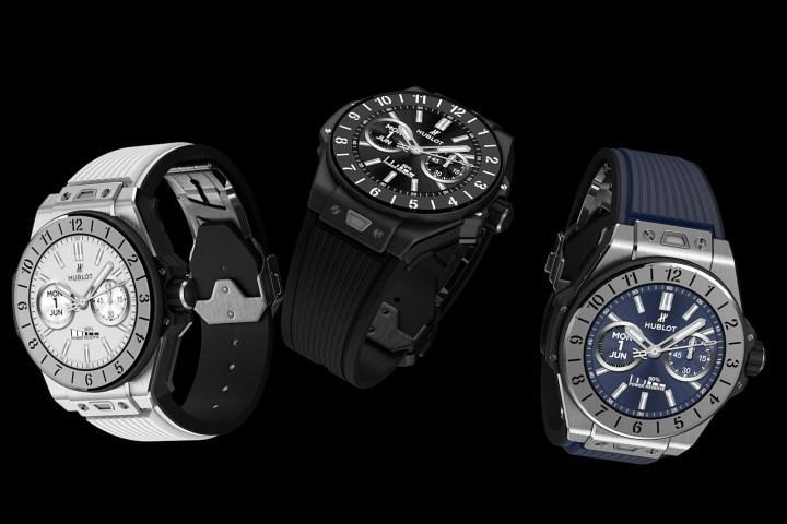 Hublot'un yeni akıllı saati 5200 dolarlık 'Big Bang e' tanıtıldı