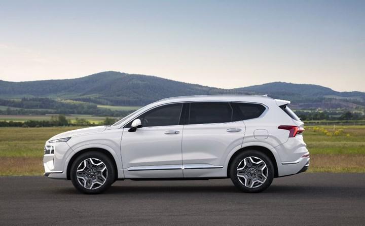 2020 Hyundai Santa Fe tanıtıldı: İşte tasarımı ve özellikleri