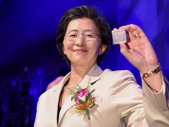 S&P 500 listesinde en çok kazanan CEO; Lisa Su oldu