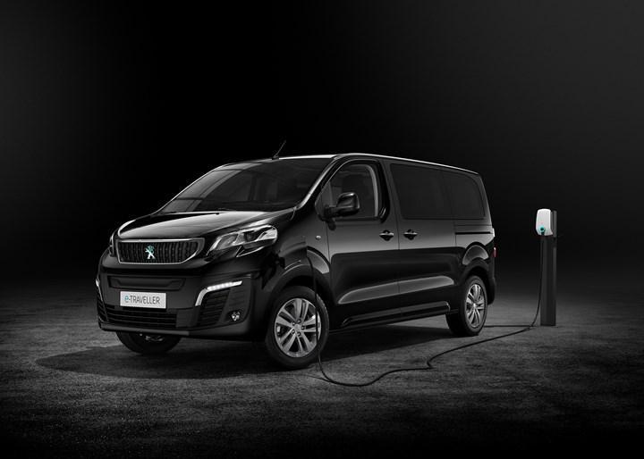 Elektrikli Peugeot e-Traveller tanıtıldı