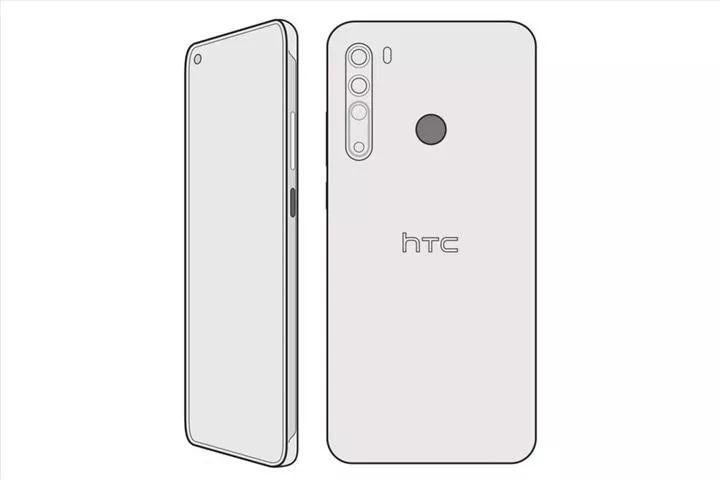 HTC Desire 20 Pro detaylandı: Modern tasarım & eski işlemci