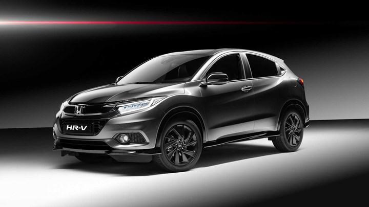 182 beygirlik Honda HR-V Sport Türkiye'de: İşte fiyatı ve özellikleri