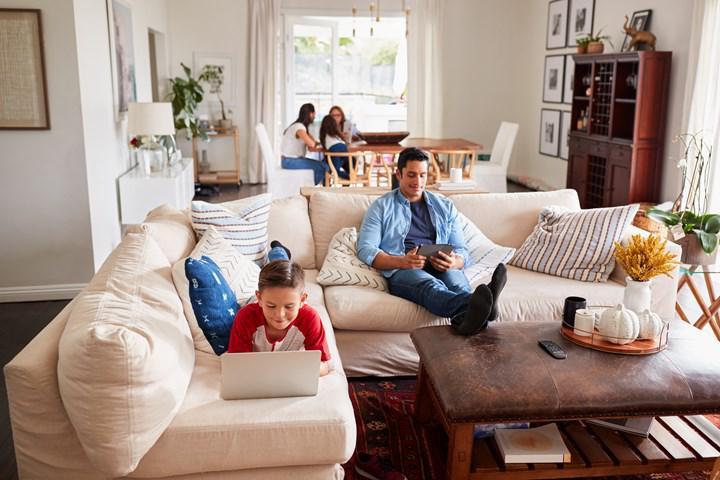 Evde İnternet Kullanımını Mükemmel Hale Getirin