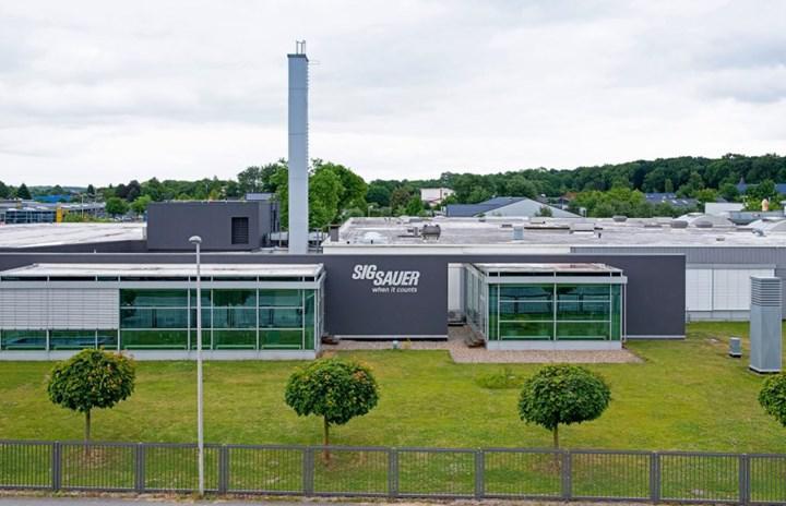 Alman Sig Sauer, iflas etti! Şirket, Almanya'daki fabrikasını kapatacağını duyurdu
