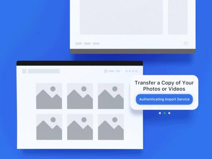Facebook kullanıcıları artık fotoğraf ve videolarını Google Fotoğraflar'a aktarabiliyor