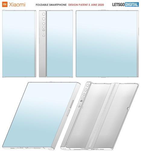 Xiaomi, Huawei Mate X benzeri katlanabilir telefon üzerinde çalışıyor