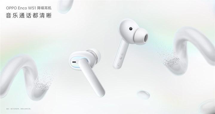 Oppo yeni kablosuz kulaklığını tanıttı: Enco W51