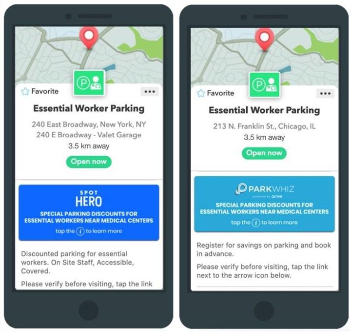 Waze navigasyon uygulaması pandemi güncellemesini aldı