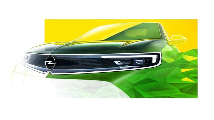 2021 Opel Mokka'nın yeni yüzü böyle görünecek