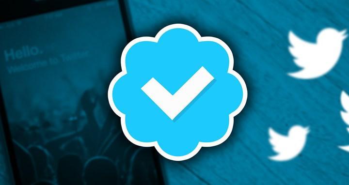 Twitter, kimliğini doğrulayan herkese 'mavi onay rozeti' vermeye hazırlanıyor