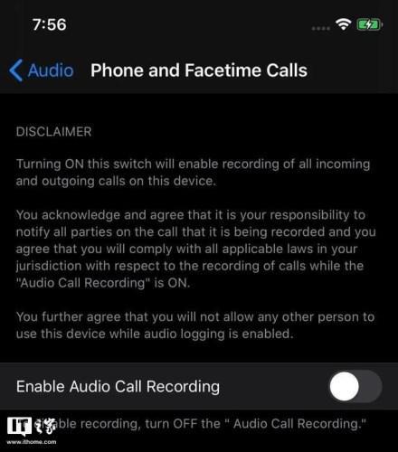 iOS 14 ile iPhone'lara görüşme kaydetme özelliği gelebilir: Peki yasalar ne diyor?