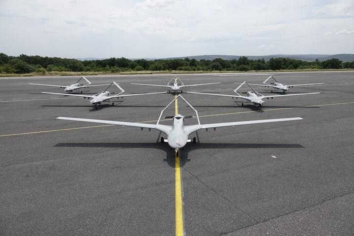 Bayraktar TB2, 200 bin uçuş saatini tamamladı