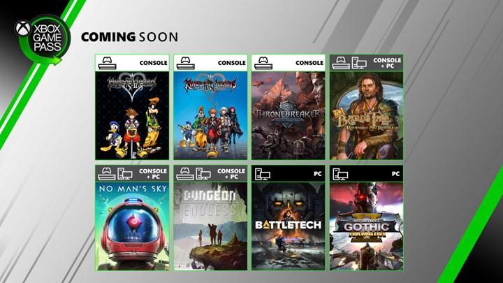 Xbox Gamepass'e gelecek Haziran ayı oyunları belli oldu