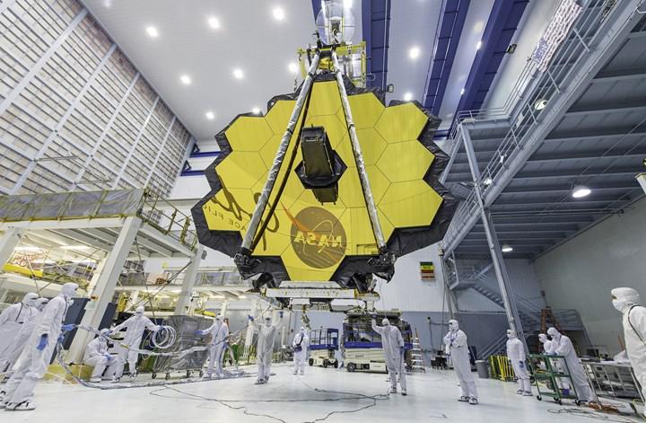 James Webb Uzay Teleskobu, Mart 2021'de de uzaya fırlatılamayacak