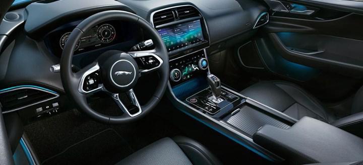 Makyajlı Jaguar XE Türkiye'de satışa sunuldu