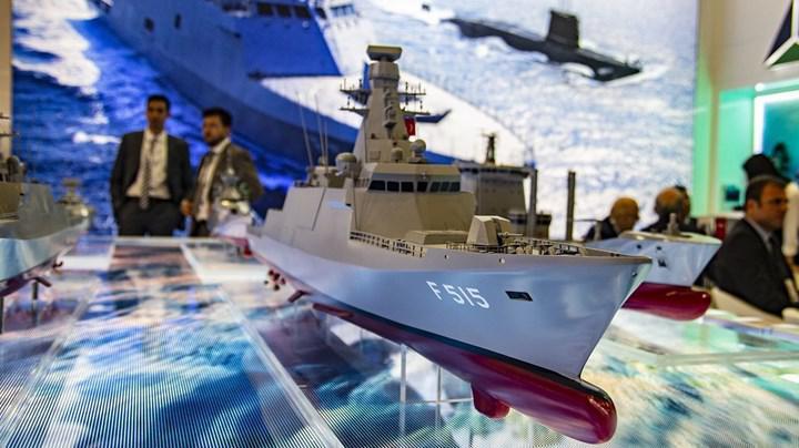 MİLGEM'in beşinci gemisi TCG İstanbul, 2023'te teslim edilecek