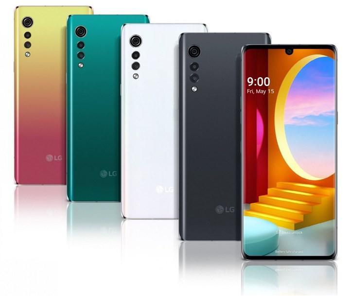 LG Velvet'in daha ucuz 4G versiyonu geliyor