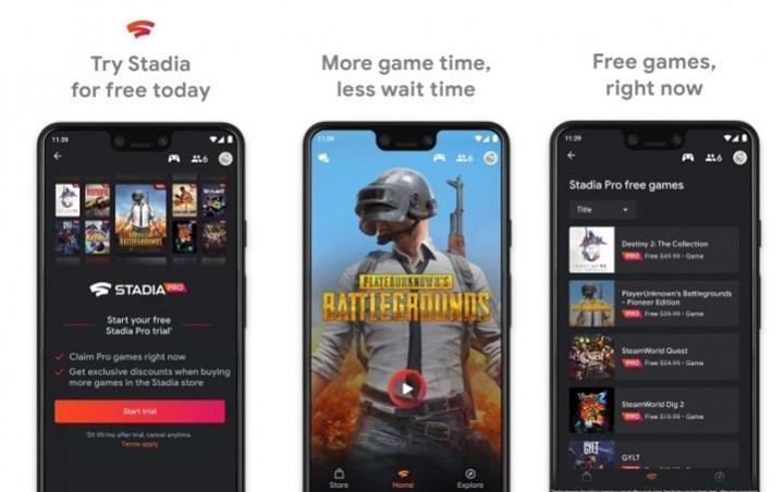 Google Stadia artık birçok Android telefonu destekleyecek