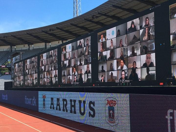 Süper Lig maçları dijital seyirci sesiyle başladı