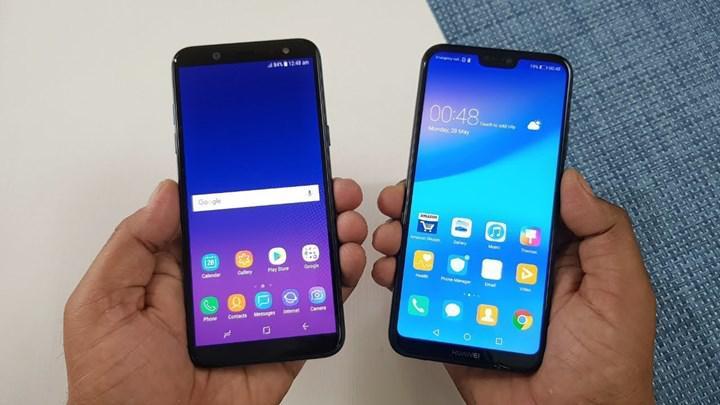 Samsung rakibi Huawei'ye yonga üretecek ancak bir şartla!