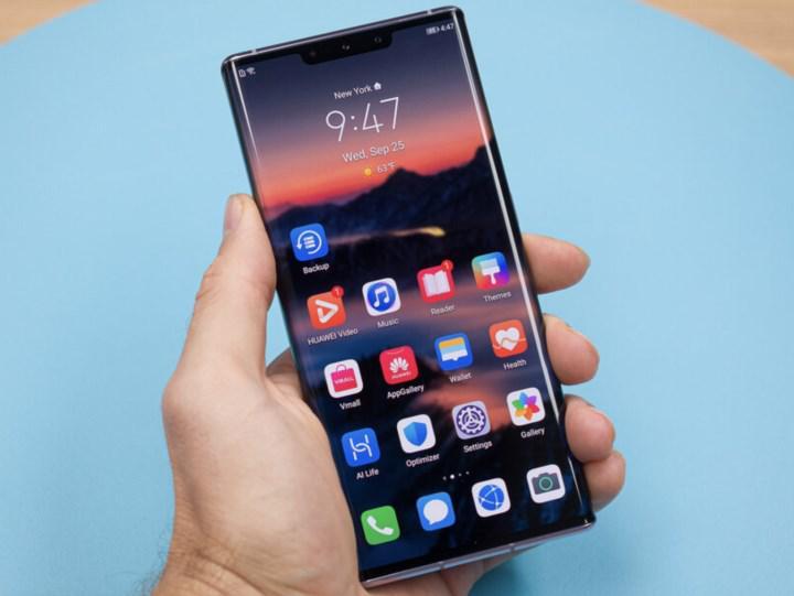 Huawei Mate 40'ın detayları netleşiyor
