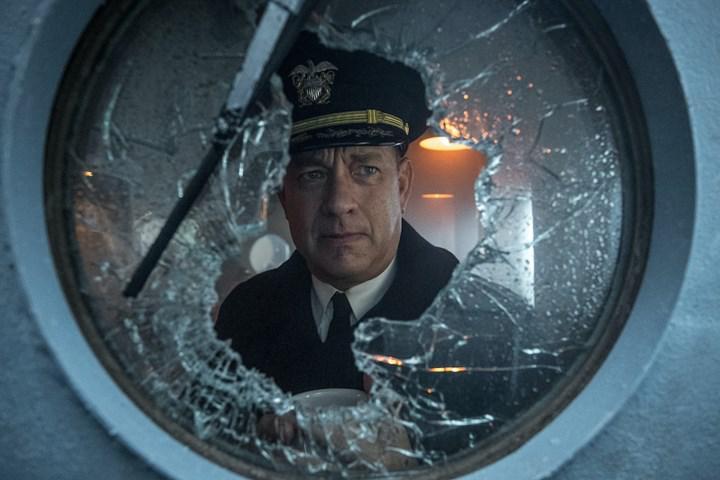 Tom Hanks'li yeni savaş filmi 'Greyhound' doğrudan internete geliyor