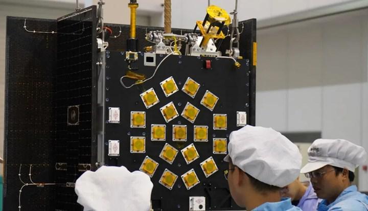 Çin, Nesnelerin İnterneti'ni uzaydan yönetecek