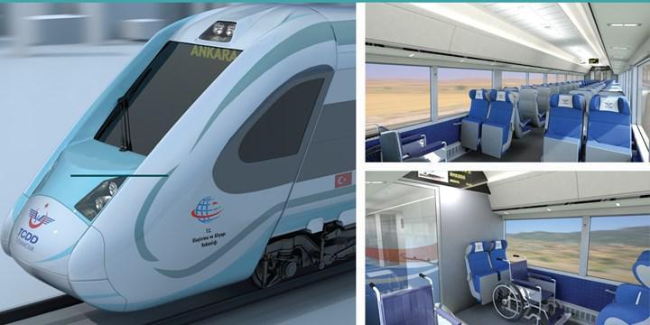 Milli elektrikli trenin test tarihi belli oldu