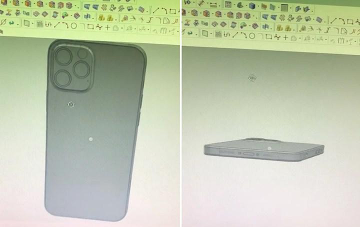 iPhone 12'nin kalıp görüntüleri ve CAD görselleri yayınlandı
