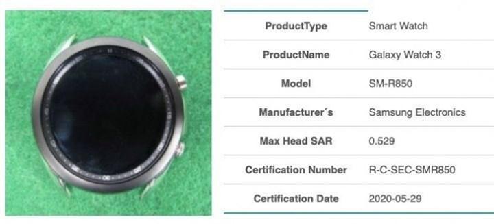 Samsung Galaxy Watch 3 sızdırıldı: İşte Galaxy Watch 3 tasarımı
