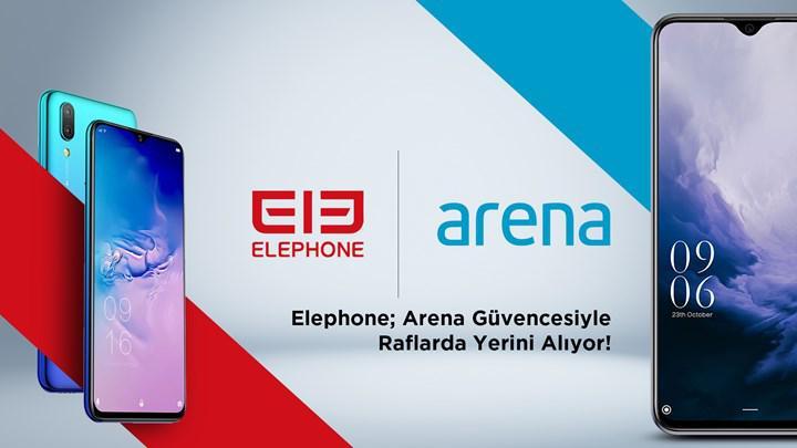 Türkiye'de satılacak Elephone marka telefonların fiyatları açıklandı