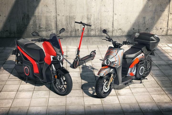 Seat, yeni elektrikli motosiklet ve scooter modellerini tanıttı