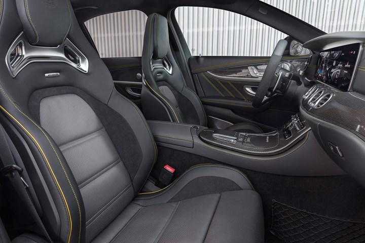 2020 Mercedes-AMG E 63 ailesi yenilenen yüzüyle sahnede