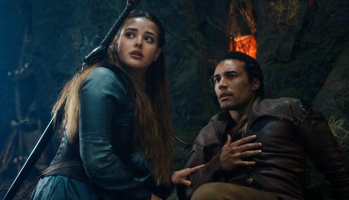 Netflix'in yeni fantastik dizisi Cursed'ın fragmanı yayınlandı