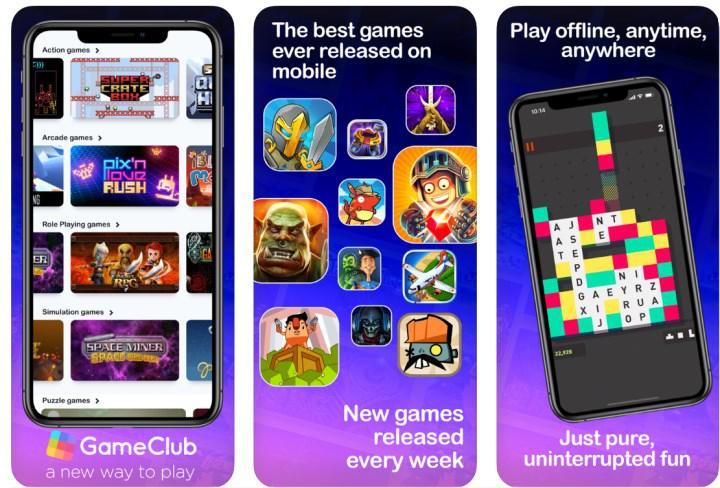 GameClub üçüncü taraf mobil oyun aboneliği sunuyor