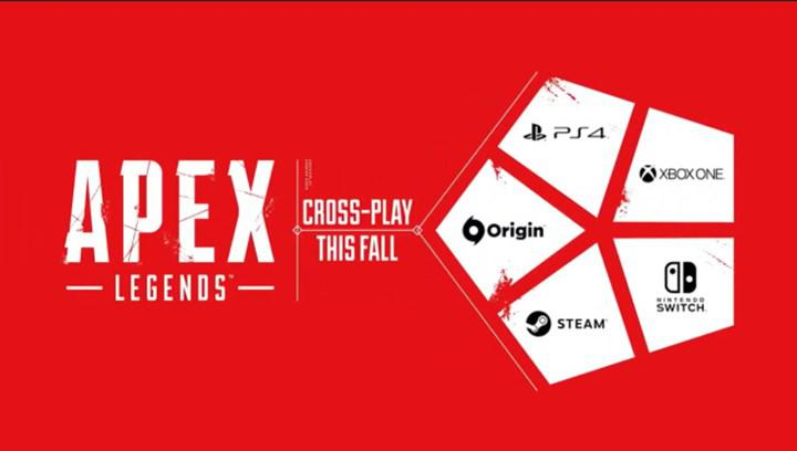 Apex Legends sonbaharda çapraz platform desteğine kavuşacak