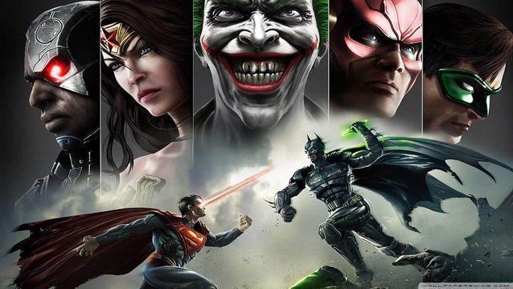 Popüler DC oyunu 'Injustice: Gods Among Us' kısa süreliğine ücretsiz oldu!