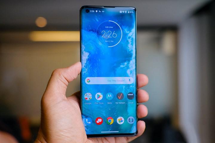 Motorola Edge Lite'ın teknik özellikleri sızdı