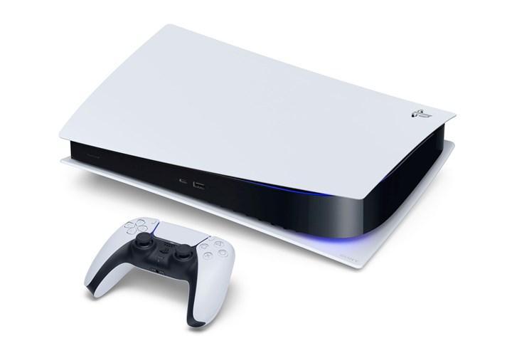 PlayStation 5 canlı olarak görüntülendi