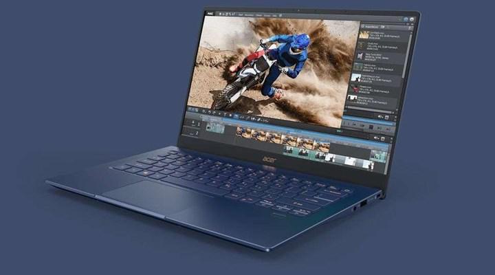 Tiger Lake işlemcili Acer Swift 5'ler listelendi