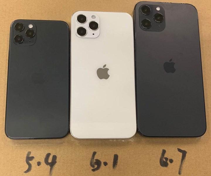 iPhone 12 maketleri karşınızda