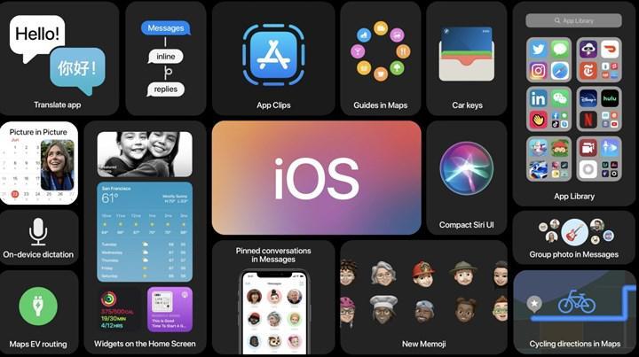 Apple açıkladı: İşte iOS 14 güncellemesi alacak iPhone modelleri