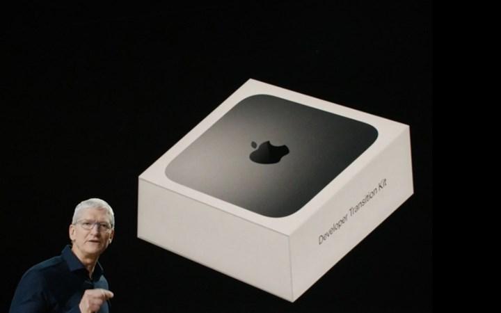 ARM işlemcili Mac Mini karşınızda