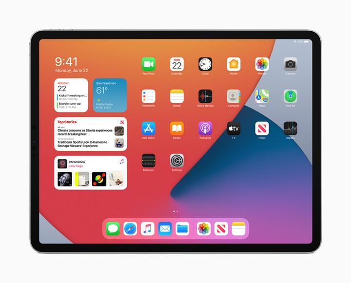 iPadOS 14 güncellemesi alacak iPad modelleri belli oldu