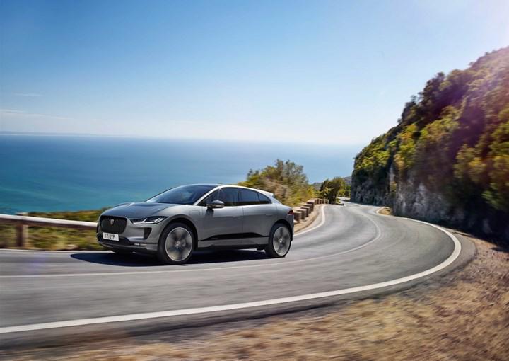 2021 Jaguar I-Pace, yenilenen teknolojileriyle sahnede