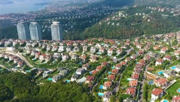 İstanbul'un İçinde Doğa İle Başbaşa Bir Kent; Acarkent