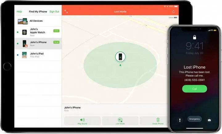 Apple iPhone ağını kullanarak kayıp cihazları bulacak